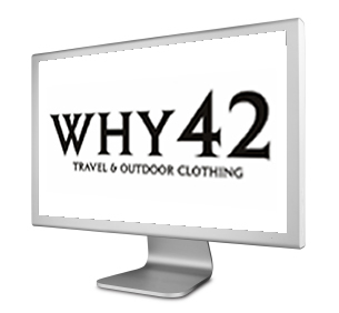 Why42: Travel Clothing & Accessories